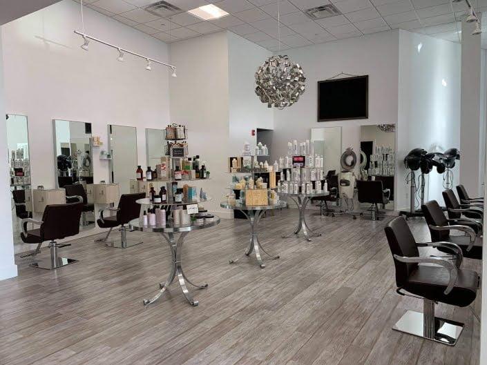 NJ elite salon