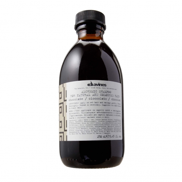 alchemic chocolate shampoo