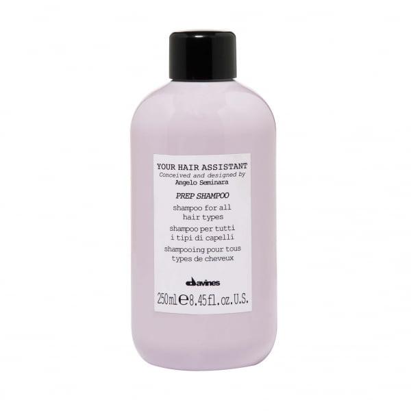your hair assistant prep shampoo