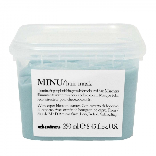 minu hair mask