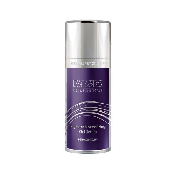 pigment normalizing gel serum