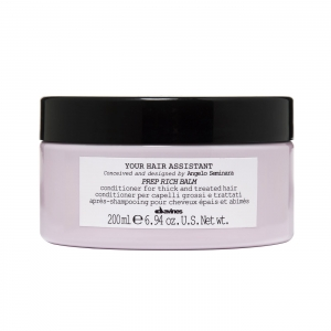your hair assistant prep rich balm